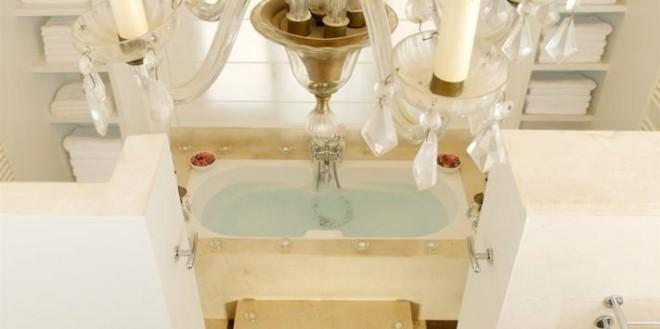 The Lodge Ronda bathroom